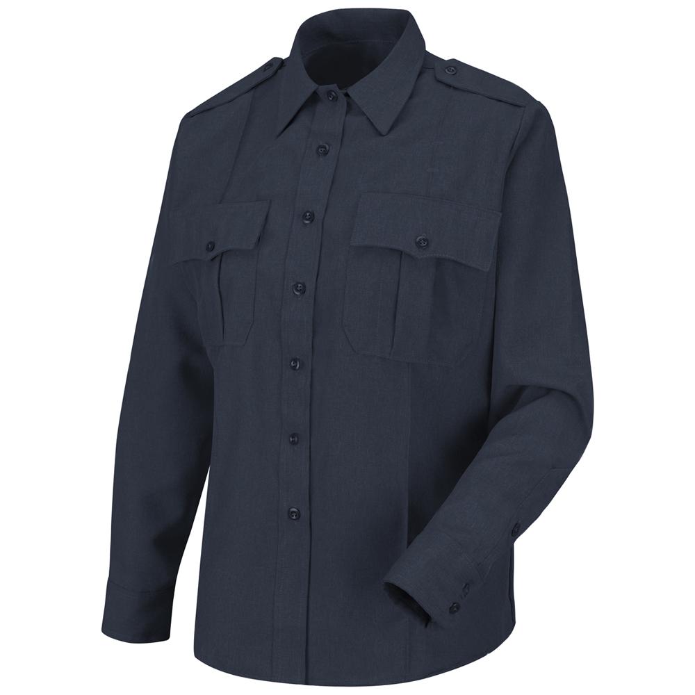 Horace Small Women's Sentry Plus Long Sleeve Shirt w/ Zipper Front