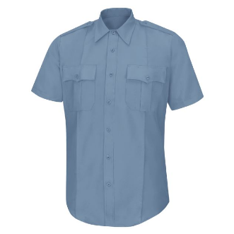 Horace Small Women's Sentry Plus Short Sleeve Shirt with Zipper Front