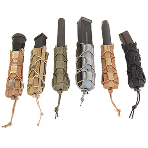 HSGI Extended Pistol TACO Universal Mag Pouch, Molle