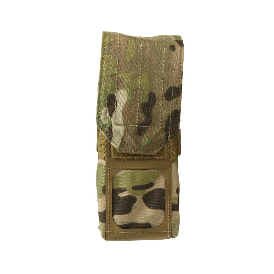 Blue Force Gear Double M4 Mag Pouch with Helium Whisper Attachment System
