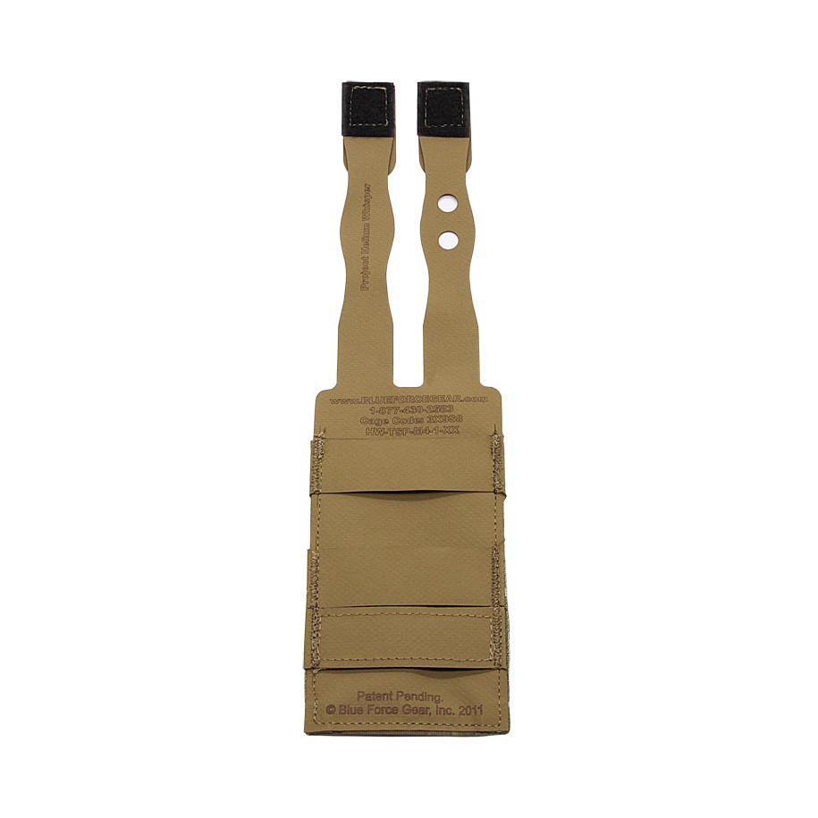 Blue Force Gear Ten-Speed Single M4 Pouch with Helium Whisper Attachment System