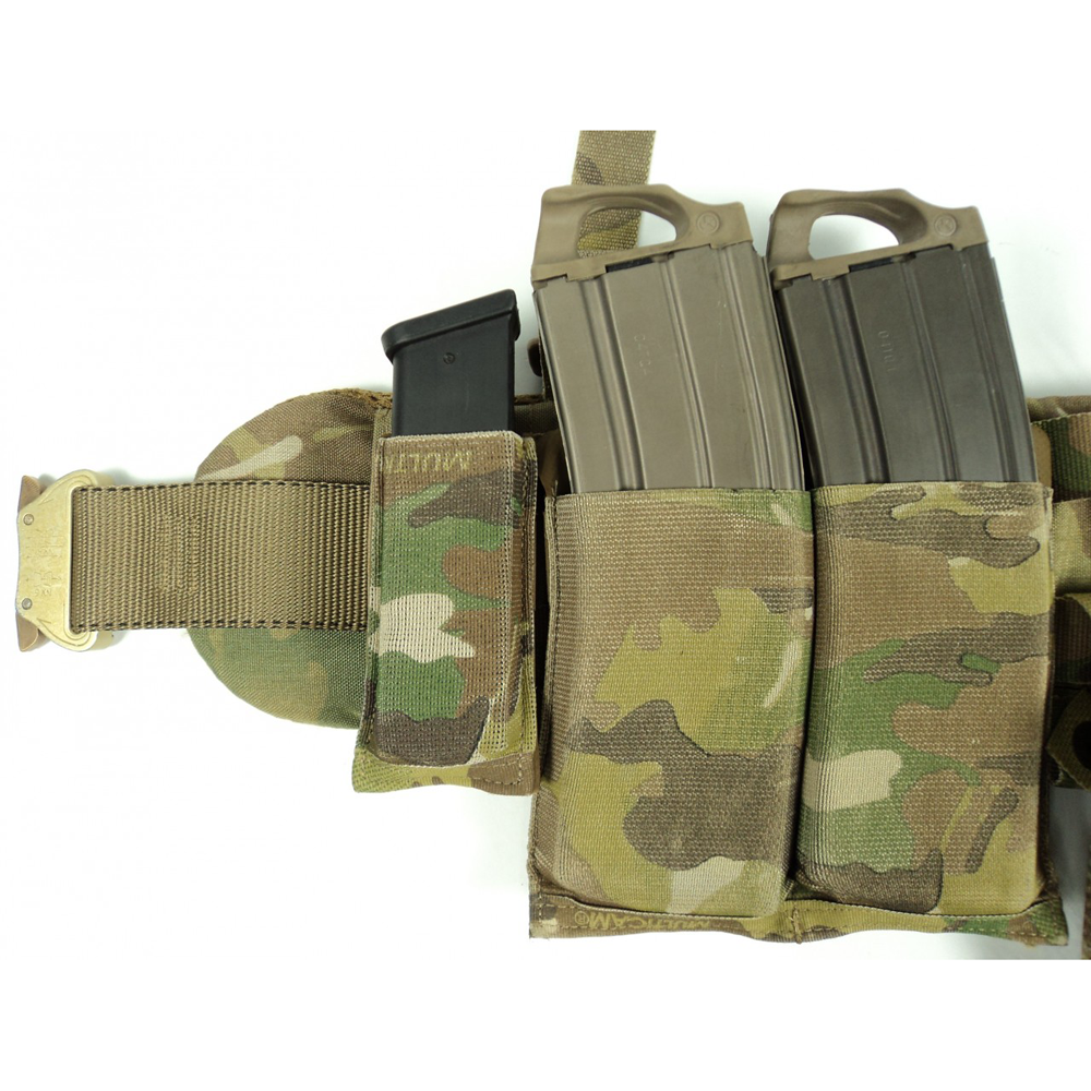 Blue Force Gear Helium Whisper Ten Speed Single or Double Mag Pouch
