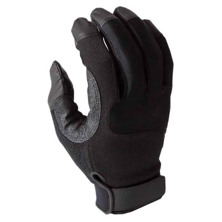 HWI Tactical Kevlar Palm Touchscreen Gloves, Cut Resistant