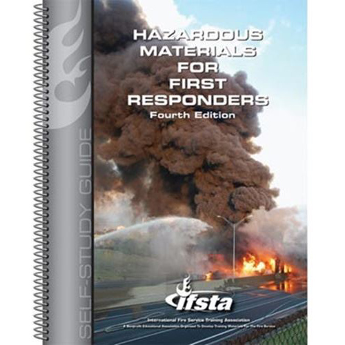 IFSTA Hazardous Materials For First Responders Study Guide, 4th Edition