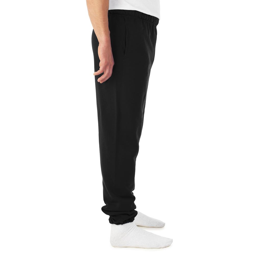 Jerzees Super Sweats Pocketed Sweatpants, 50/50 Poly/Cotton Blend