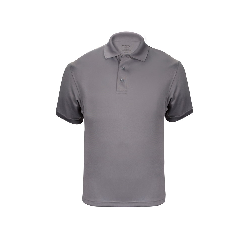 ELBECO Ufx Tactical Performance Polo, 100% Polyester Short Sleeve