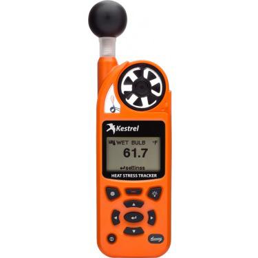 Kestrel 5400 Heat Stress Tracker Pro with LiNK Compass + Vane Mount