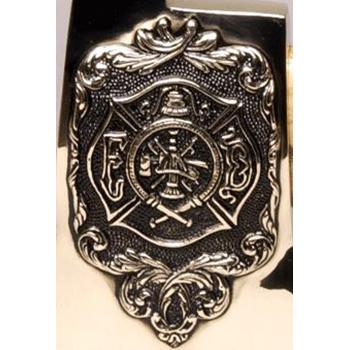 Maltese Cross & Scramble Bronze Axe
