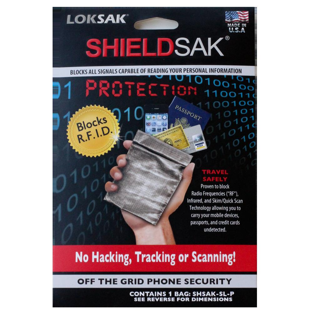 LOKSAK SHIELDSAK R.F. Blocking Bag