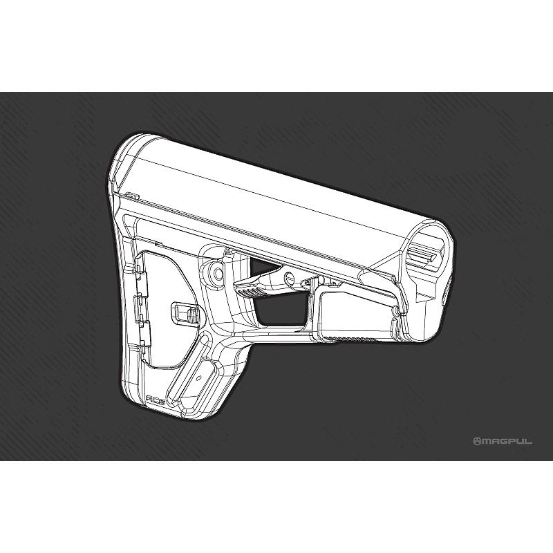 Magpul ACS-L Carbine Stock