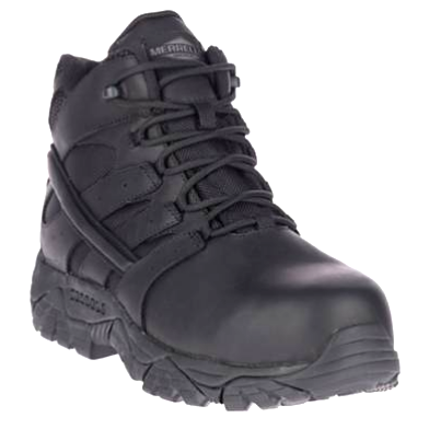 Merrell MOAB 2 Tactical Response Mid Waterproof Safety Toe Boot