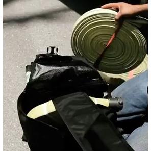 Ambry Equipment The MVP Wildland Firefighting Hose pack