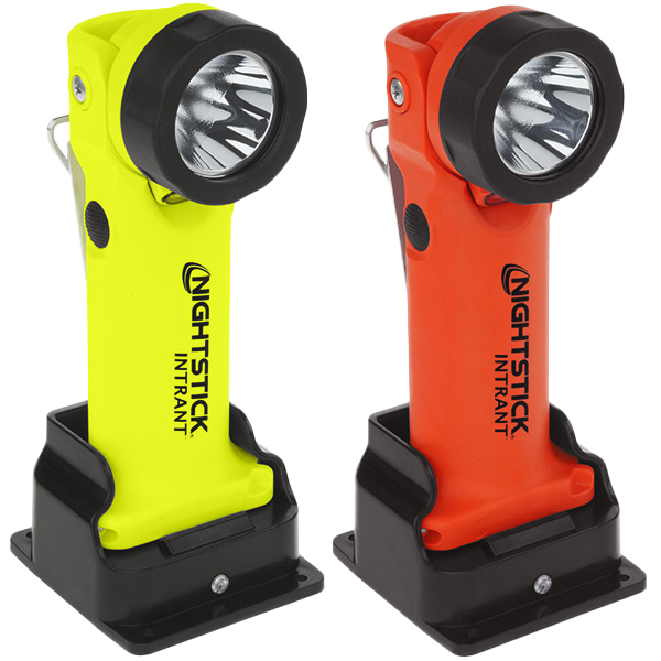 NightStick Intrant Tilting Head Angle Light & Charger Kit