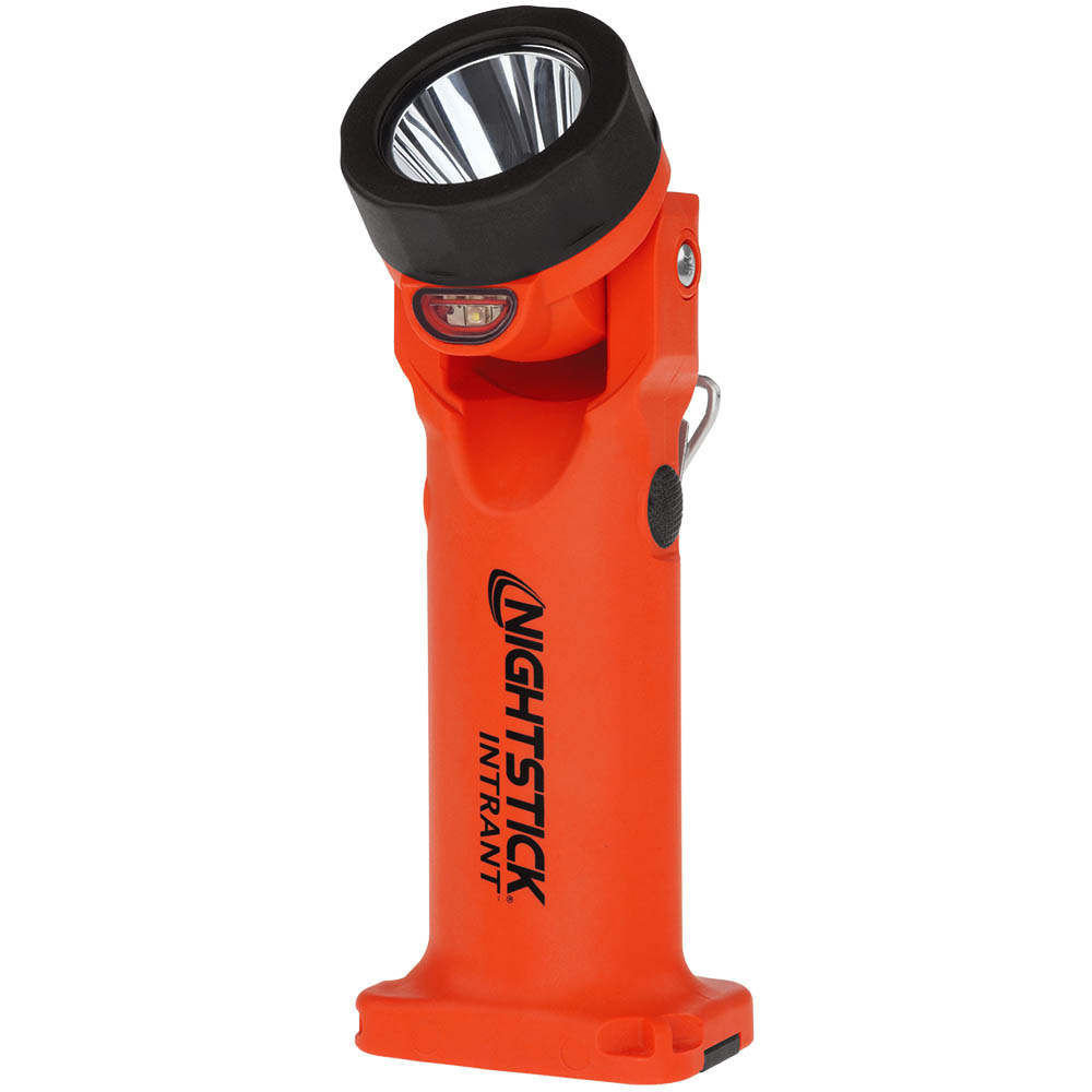 Nightstick INTRANT Intrinsically Safe Multi-Function Dual-Light Tilting Head Angle Light