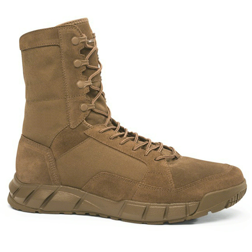 """Oakley SI Light Assault 8"""" Boots, AR670-1 Compliant"""