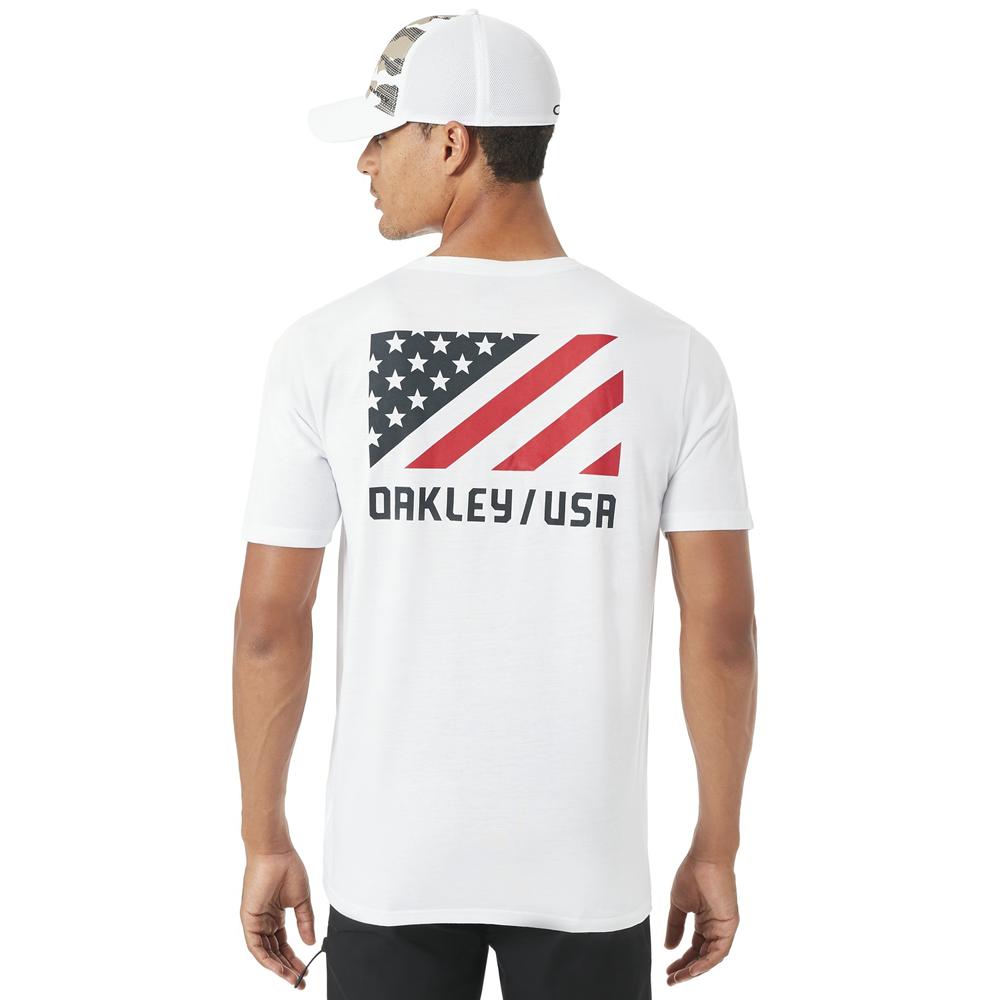 Oakley USA Flag Tee