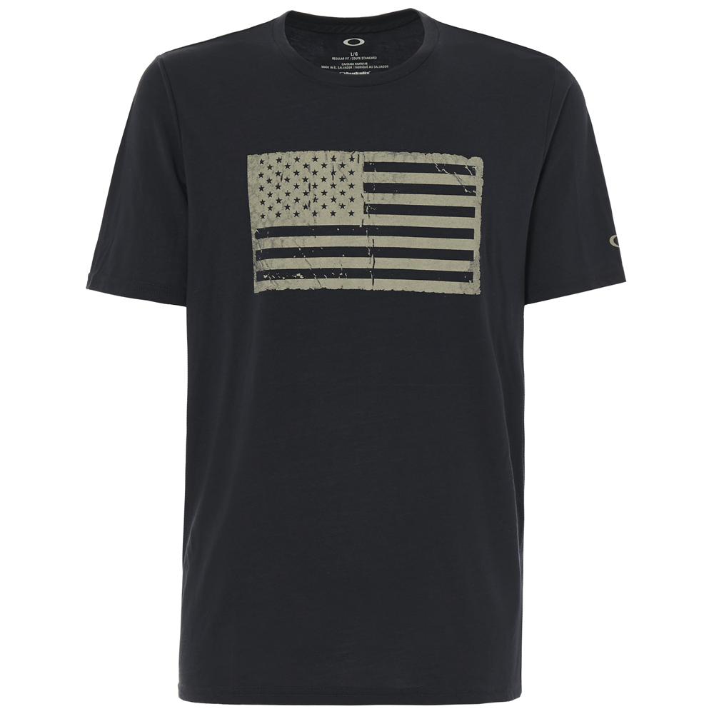 Oakley SC Mil Flag Tee Shirt