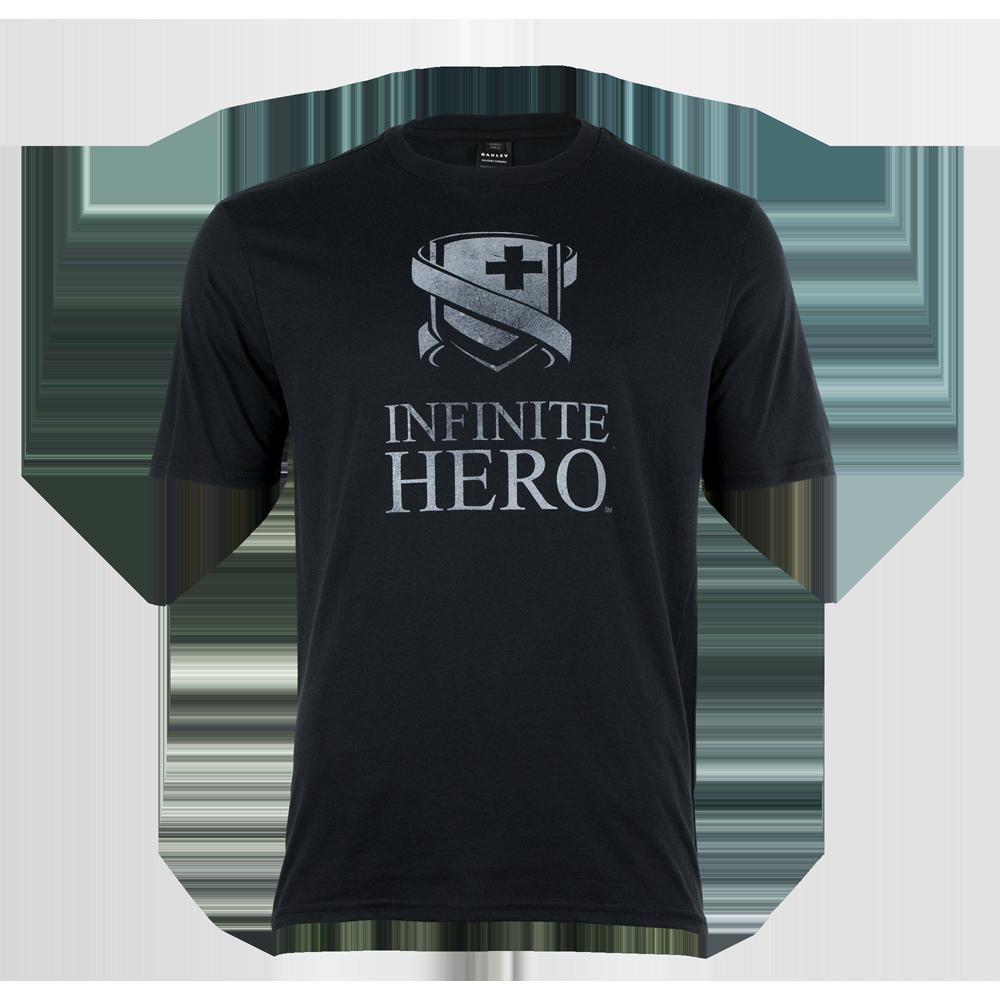 Oakley Distressed Infinite Hero Tee