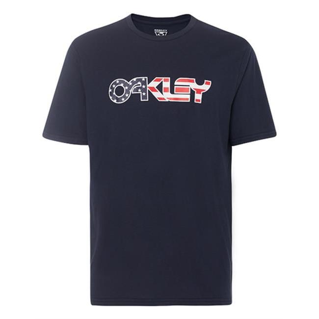Oakley Short-Sleeve Flag Tee