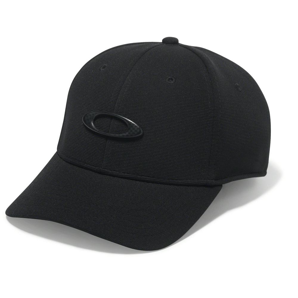 Oakley Tincan Cap, Black / Carbon Fiber
