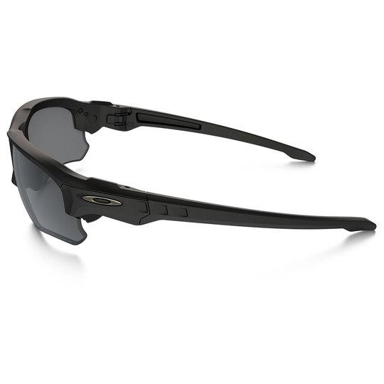 Oakley SI Speed Jacket Sunglasses, Matte Black Frames w/ Polarized Lenses