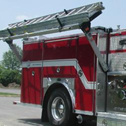 Zico 3092 Outside Arm Ladder System, Basic System