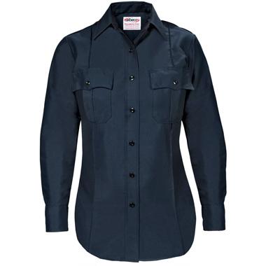 ELBECO Paragon Plus Women's Premium Poplin L/S Dress Uniform Shirt