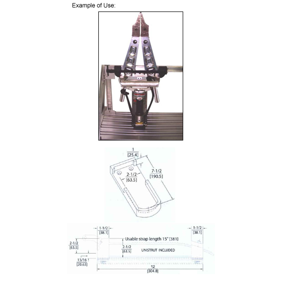 PAC Tool Amkus Spreader Kit