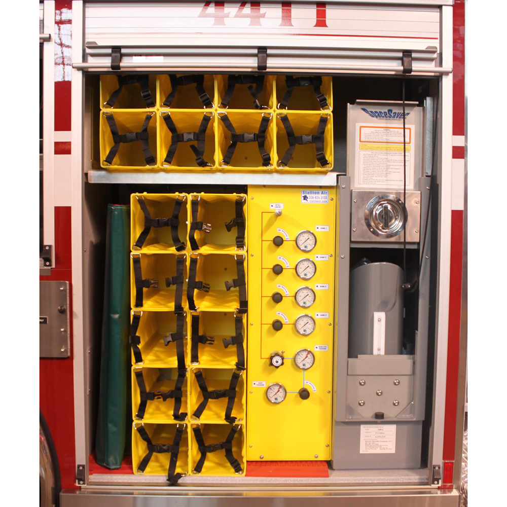 Zico Plastic Air Cylinder Rack