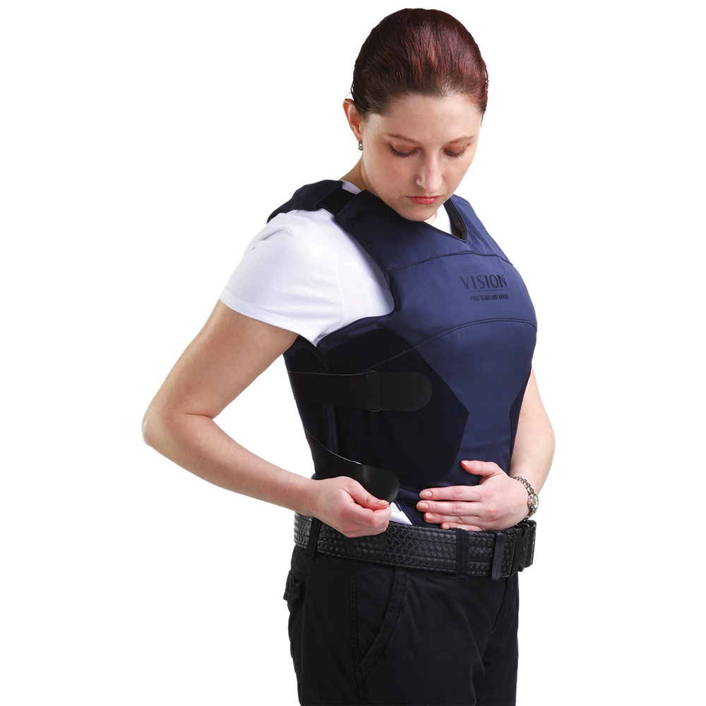 Point Blank Female Vision Concealable Armor Carrier