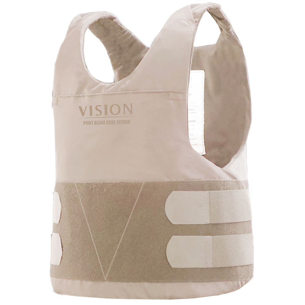 Point Blank Male Vision Concealable Armor Carrier