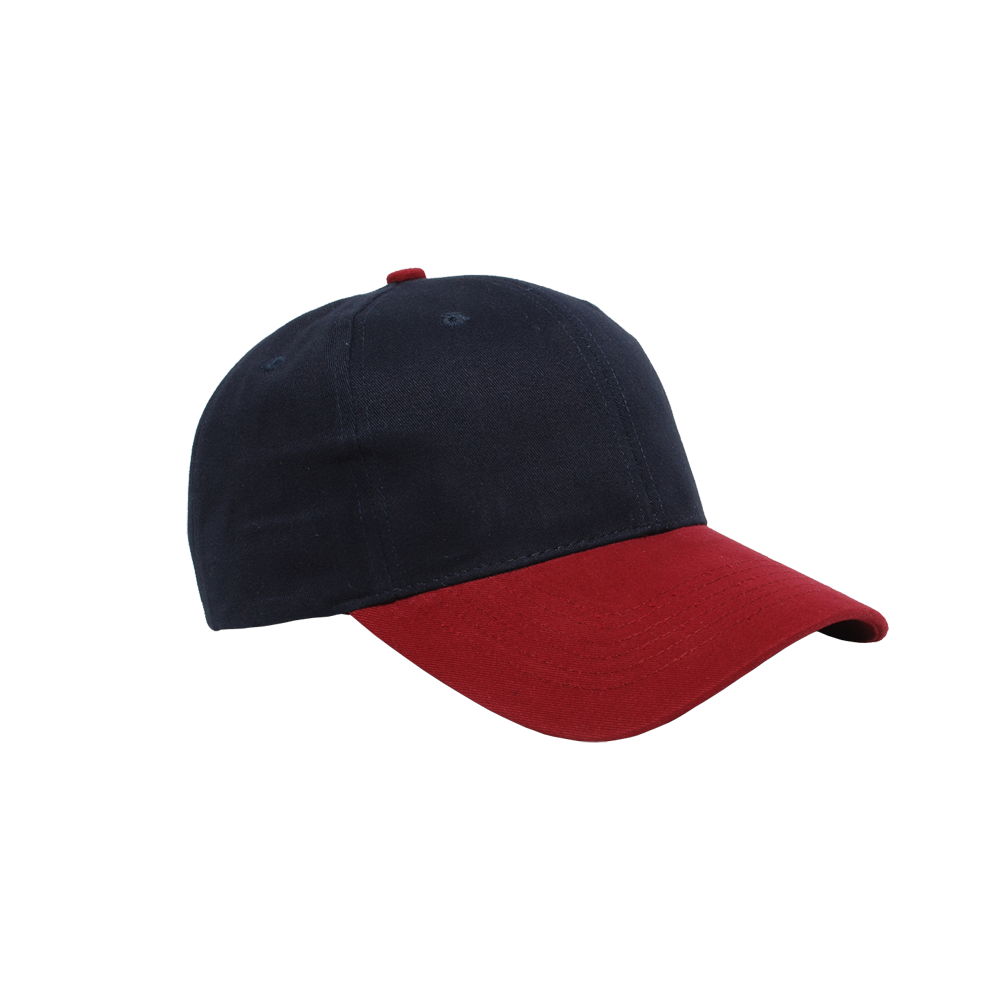 Pacific Headwear Brushed Twill Cap with Velcro Strap