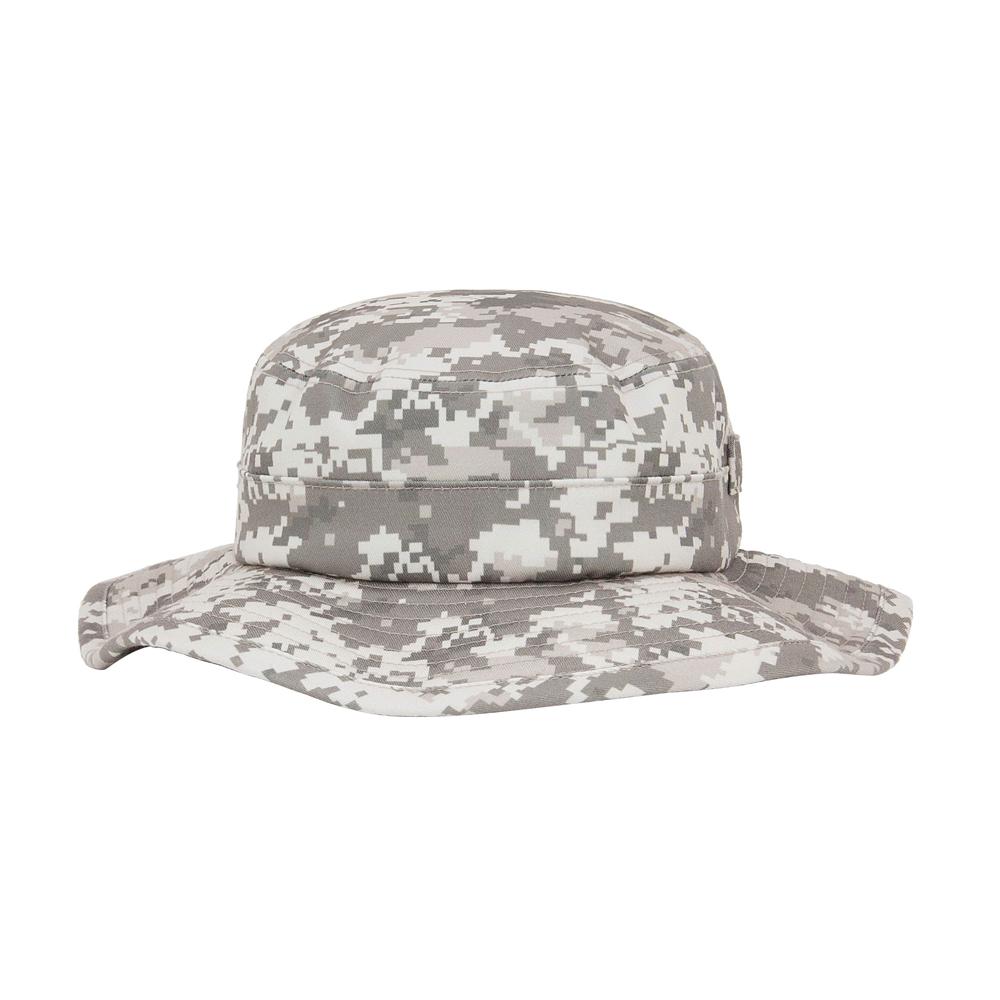 Pacific Headwear Digital Camo Boonie Bush Hat