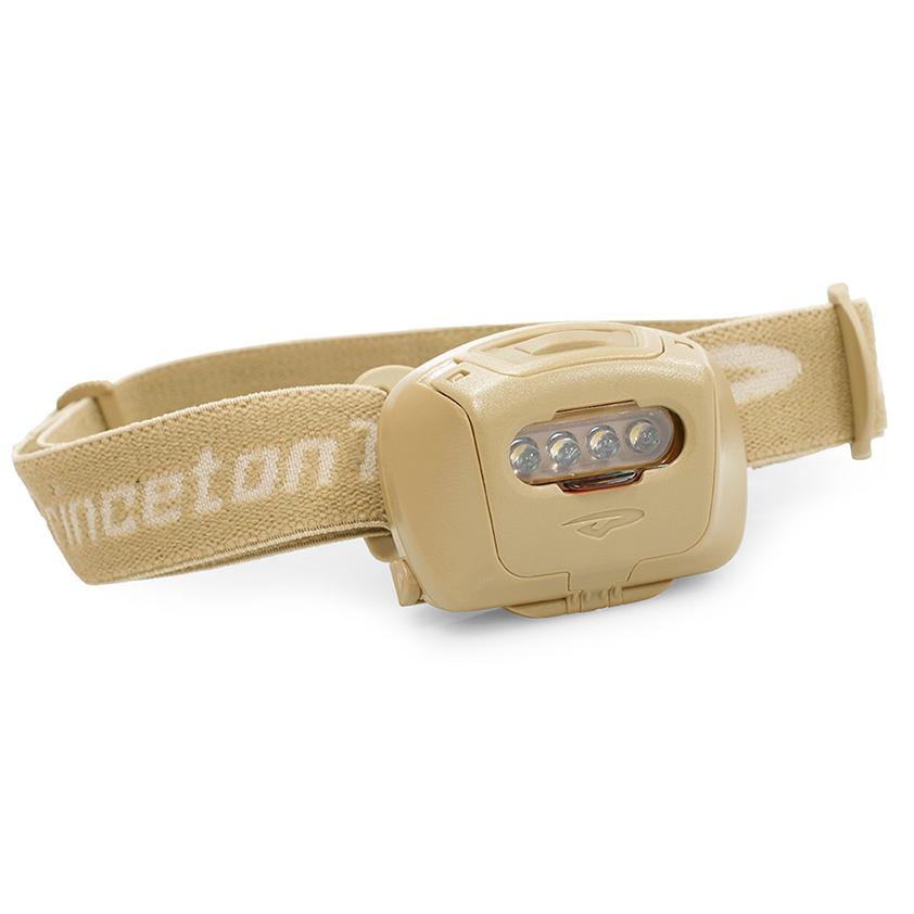 Princeton Tec Quad Tactical MPLS (Modular Personal Lighting System), 60 Lumens, 3 AAA Batteries