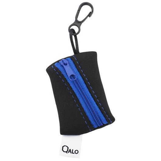 QALO Women's Thin Blue Line Silicone Ring