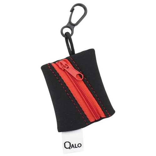 QALO Women's Thin Red Line Silicone Ring