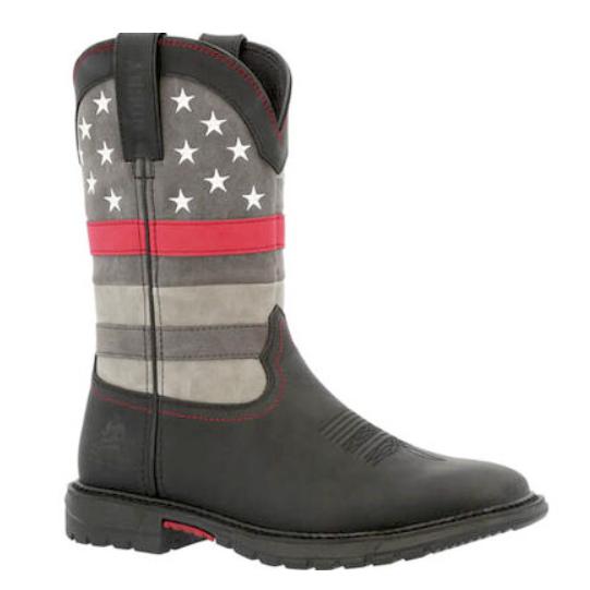 Rocky Red Line Women's Western Boots