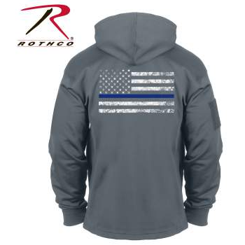 Rothco Thin Blue Line Concealed Carry Sweatshirt