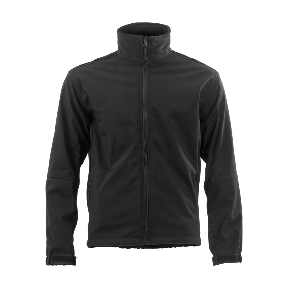 Spiewak Performance Softshell Jacket w/ Side-Vent Zippers
