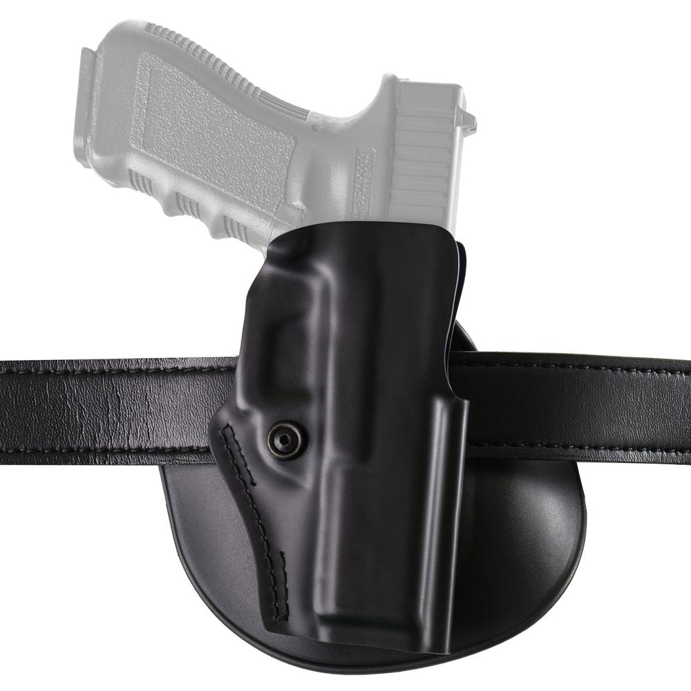 Safariland Model 5198 Open Top Concealment Paddle/Belt Loop Holster with Detent