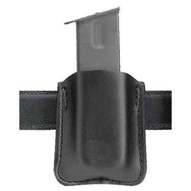 Safariland Model 81 Magazine Pouch, Lightweight, Plain Finish, Black