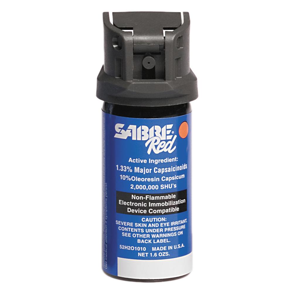 Sabre Red Sabre Level III, H2O Aerosol Irritant Projectors, Stream
