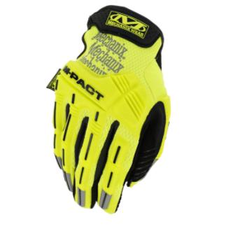 Mechanix Wear Hi-Viz M-Pact XD Gloves