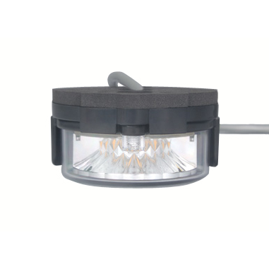 LED Intersector Single Under Mirror/Surface Mount Light