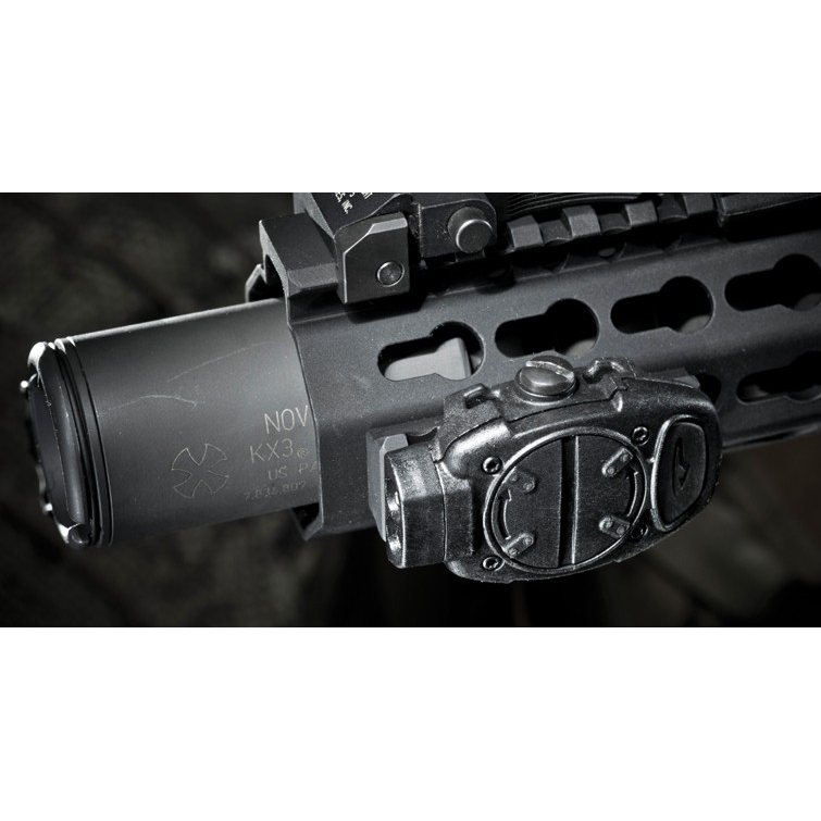 Princeton Tec Switch Rail Low-Signature Weapon Mounted Task Light, 10 Lumens