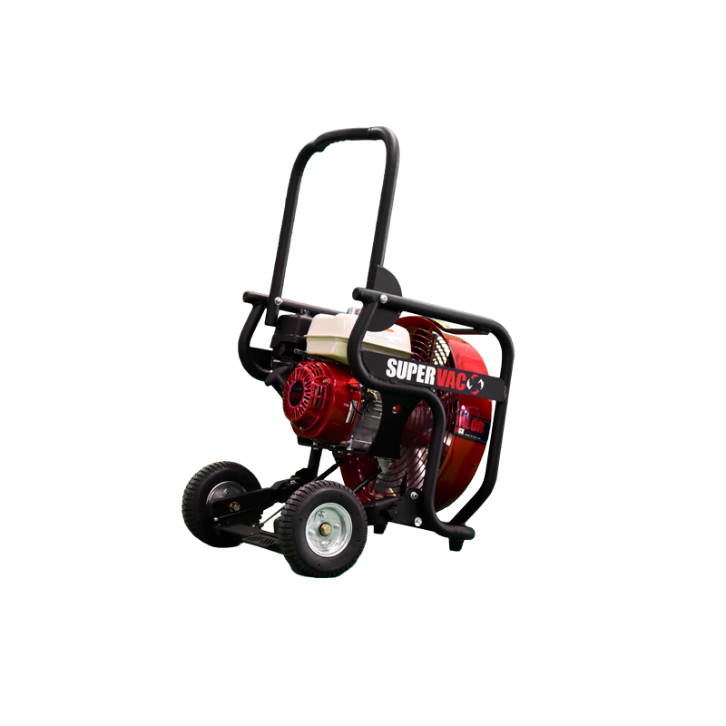 Super Vac Electric Powered Valor Series PPV