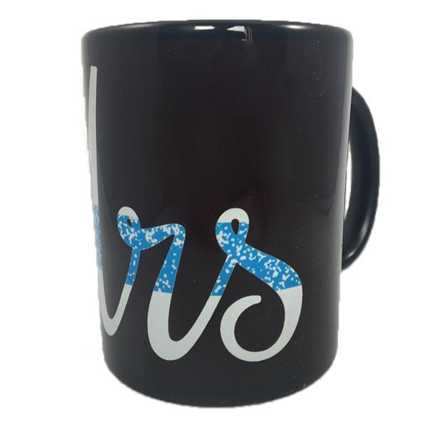 Thin Blue Line Mrs. Mug