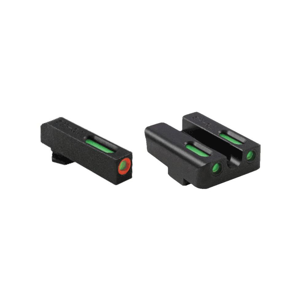 TruGlo TFX™ Pro Tritium/Fiber-Optic Day-Night Sights