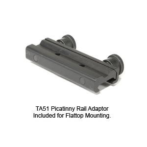 Trijicon ACOG 4x32 Scope for M16, Dual Illuminated Reticle