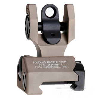 Troy Rear Folding BattleSight